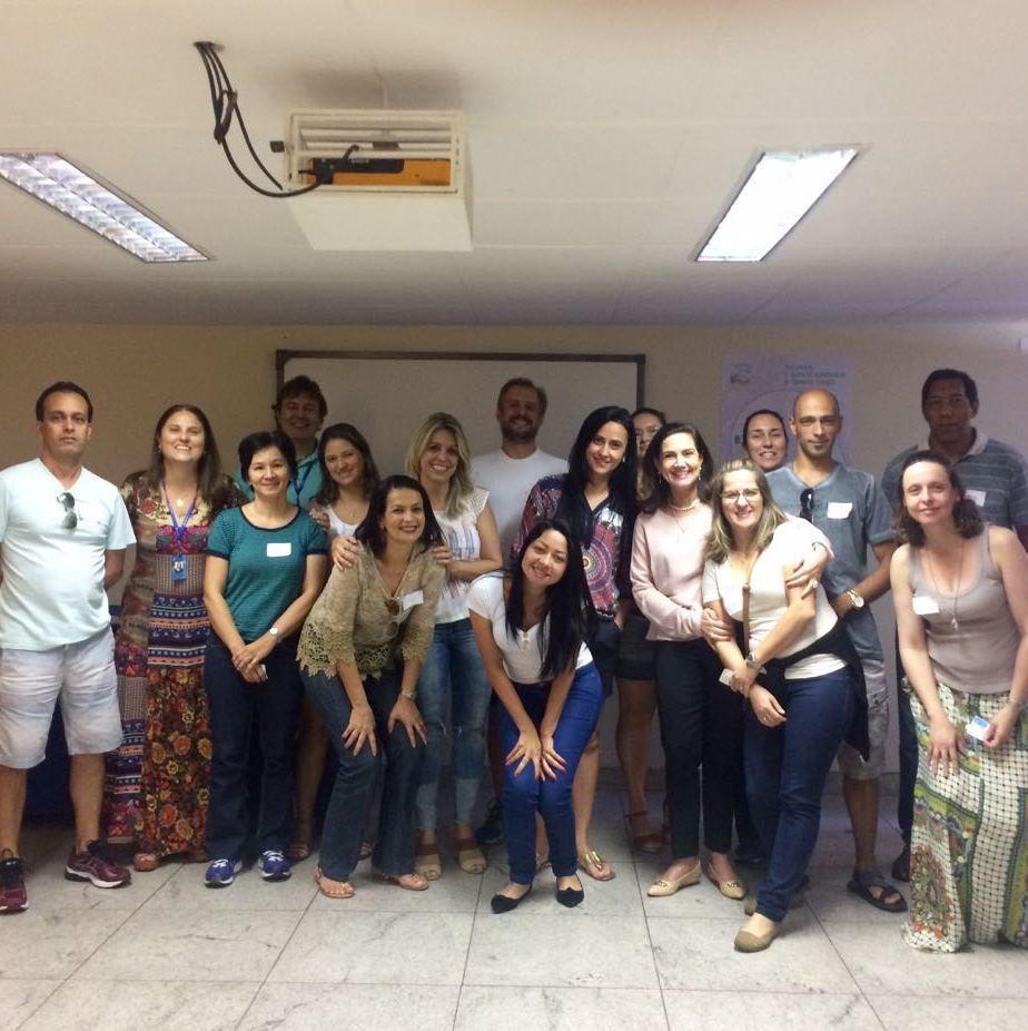 Reunião com pais de alunos ICJ