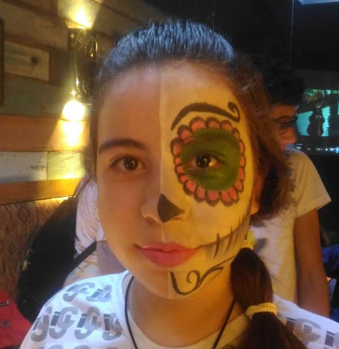 7º ano visita o pub Los Mariachis