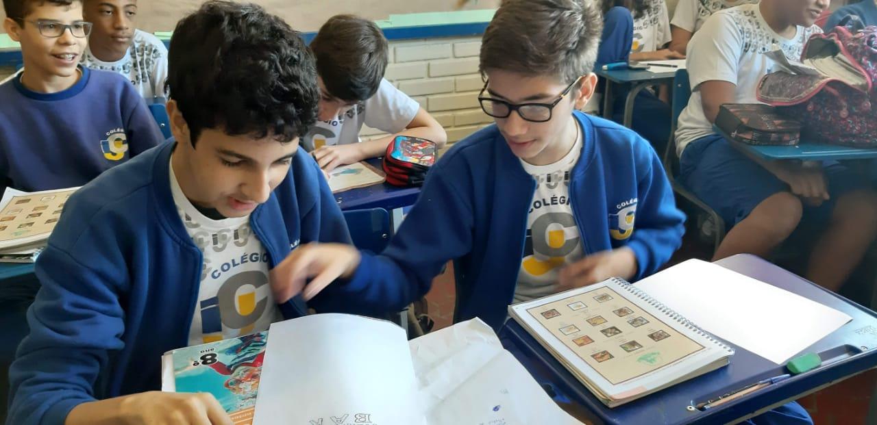 Menu educativo: aprimorando o vocabulário em inglês!