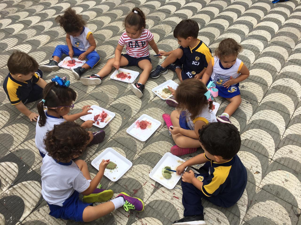 Oficina de criação na Educação Infantil