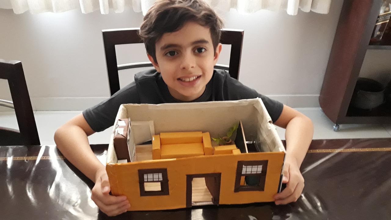 Construção de maquetes no 3º ano - Ensino Fundamental I