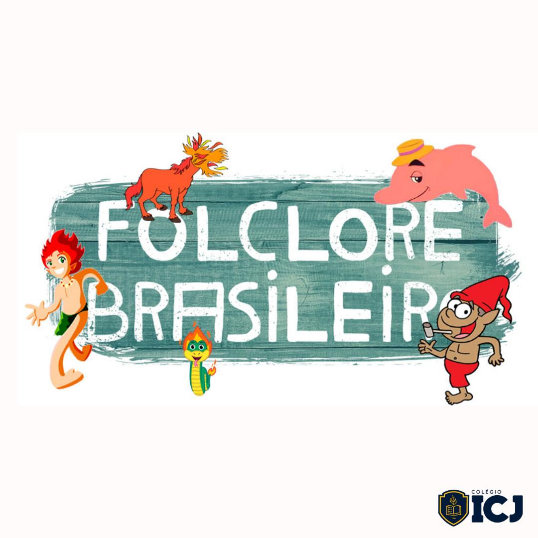 Folclore brasileiro nas aulas de educação física