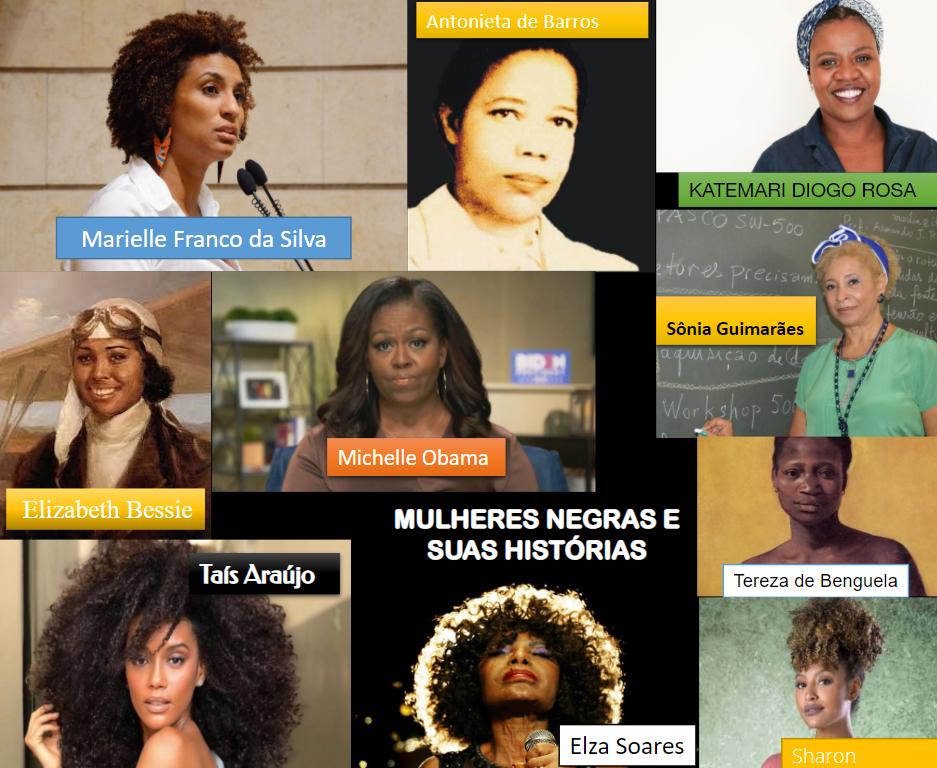 Projeto Griots: Mulheres negras e suas estórias
