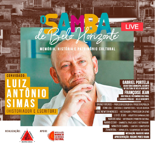 Samba de Belo Horizonte: Memória, História e Patrimônio Cultural