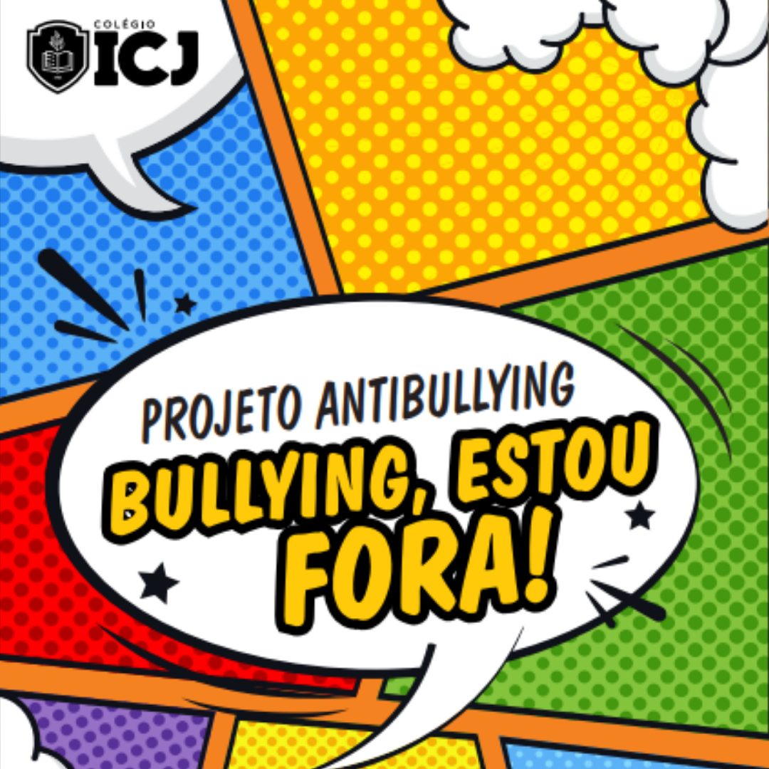 Cartilha: Bullying, estou fora!